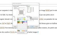 Tutoriel Mode REMPLIR (styles de caractères)