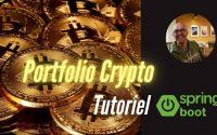 Tutoriel Spring Boot - Portefeuille de crypto monnaies CCLUB#9