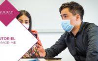 Tutoriel test Emage-me | EDHEC Business School