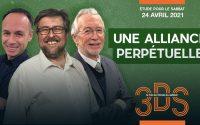Une alliance perpétuelle - Leçon d'école du sabbat pour le sabbat 24 avril - Le trio EDS