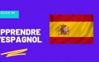 apprendre l'espagnol leçon 50