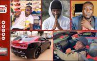 Akhlou Brick dévoile la source de sa fortune et donne une leçon aux chroniqueurs de rap
