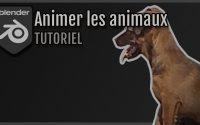 Animer la marche d'un animal et plus – TUTORIEL BLENDER