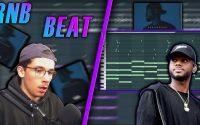 COMMENT FAIRE DU RnB Chill POUR Bryson Tiller & Drake ?   Tutoriel FL Studio 20