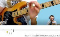 COURS DE BASSE | Tutoriel Basse + Tablature [My Music Teacher]