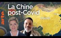 Chine post-covid : isolée ou renforcée ? – Une Leçon de géopolitique – Le Dessous des cartes   ARTE