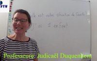 Cours de Français A1 leçon 2 اموزش زبان فرانسوی درس دوم A1