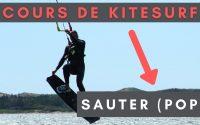 Cours de kitesurf: Comment sauter en kitesurf (tutoriel de saut en kitesurf pour débutants)