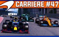 F1 2020 Carrière S3E03 | LEÇON DE DEPASSEMENTS A MONACO!!