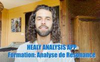 HEALY Analysis (2/3) - Analyse de résonance Tutoriel