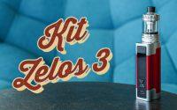 Kit Zelos 3 Aspire | Tutoriel FR