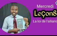 """LEÇON DE L'ÉCOLE DU SABBAT 2021 stabilité de la loi de Dieu"""""""