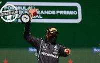 La leçon d'Hamilton à Verstappen, les rôles de Bottas et Pérez et le décollage d'Alpine