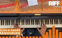 Leçon d'André Manoukian Episode 40 - Spleen passion