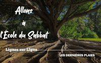 Les Dernières Plaies | Allons à l'École du Sabbat - Leçon 7 Q2 2021