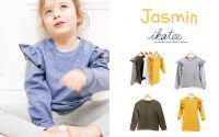 [ TUTORIEL ] Coudre un sweat / une robe enfant et femme - patrons Jasmin et Jasmin Mum