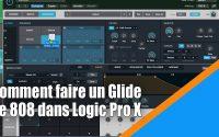Tutoriel Logic Pro X (en Français): comment faire un Glide de 808 dans Logic Pro X.