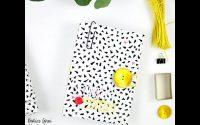 Tutoriel Reliure en tissu pour carnets par Angela Wetzel