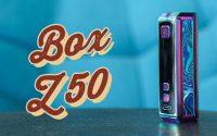 Box Z50 GeekVape | Tutoriel FR
