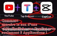 Comment extraire de la musique de YT sur Cap Cut ?? // Tutoriel français avec explication complète