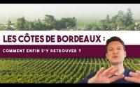 Comment s'y retrouver enfin dans les Côtes de BORDEAUX ? (Leçon n°156)