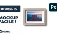 Comment utiliser un MOCKUP sur Photoshop ? | Tutoriel Photoshop facile