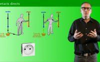 L'électricité (leçon 6): Protection des Personnes