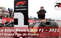 La leçon stratégique de Red Bull et Verstappen - Grand Prix de France 2021