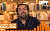 Leçon d'André Manoukian Episode 55 - Barbara Pravi