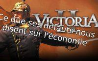 Les bonnes leçon économique de l'économie imparfaite de Victoria 2