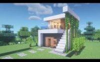 Minecraft: Comment construire une petite maison tutoriel