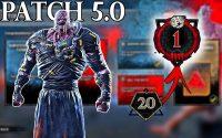 Nouveau tueur ! nouveau TUTORIEL ?! MAJ 5.0.0 Dead by daylight | Nemesis, Resident evil