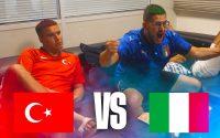 Réactions Turquie - Italie : la leçon de football !