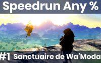 SPEEDRUN ANY% - Le premier Sanctuaire (Zelda: Breath of the Wild) Tutoriel #1