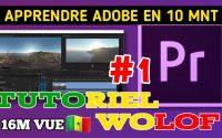TUTORIEL En Wolof : Naka Guay Déf ba mana montage si Adobe Premiere Pro 2020