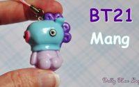 Tutoriel Fimo BT21 Mang