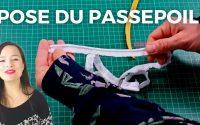 Tutoriel couture facile : la pose de passepoil
