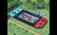 ⛏️ Tutoriel de construction Minecraft :: 🎮 Nintendo Switch House 🕹️