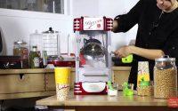 Tutoriel machine a pop corn