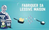 Tutoriel paillettes de savon de Marseille - idéal linge délicat !