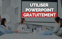 Comment Utiliser PowerPoint Gratuitement ? [TUTORIEL]