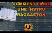 Comment faire une instru reggaeton sur Fl Studio 20   Tutoriel beat reggaeton