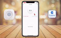 KOOMS   |   FOULQUE - Tutoriel appairage du détecteur de mouvement connecté