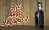 Kit Aegis Legend 2 GeekVape | Tutoriel FR