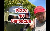 La Pizza au Barbecue (tutoriel)