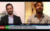 Leçon de République - David Guiraud LFI vs FN Odoul