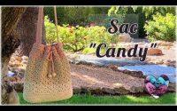 "Sac Candy tutoriel crochet by ""Lidia Crochet Tricot"""