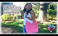 "Sac Rosy! tutoriel crochet by ""Lidia Crochet Tricot"""