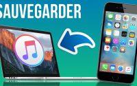 Sauvegarder ses données sur iTunes pour iPhone, iPad & iPod Touch [TUTORIEL]