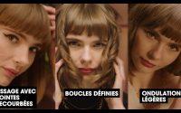 TUTORIEL : 3 façons de coiffer vos cheveux courts et votre frange